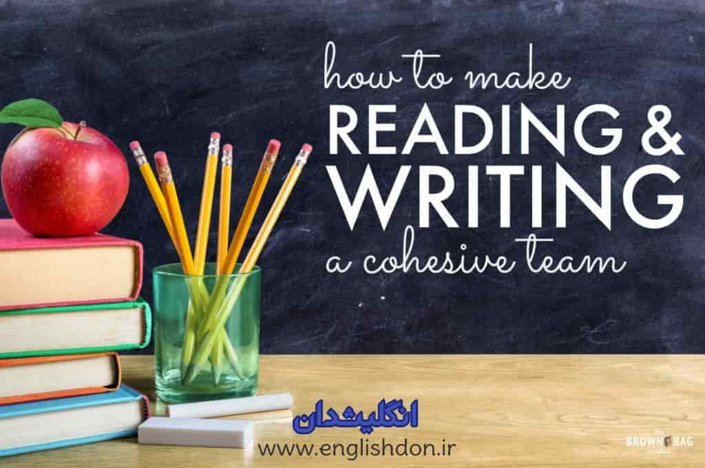 تقویت مهارت نوشتاری و رایتینگ انگلیسی با مطالعه ریدینگ انگلیسی